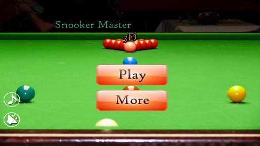 Snooker Master 3D