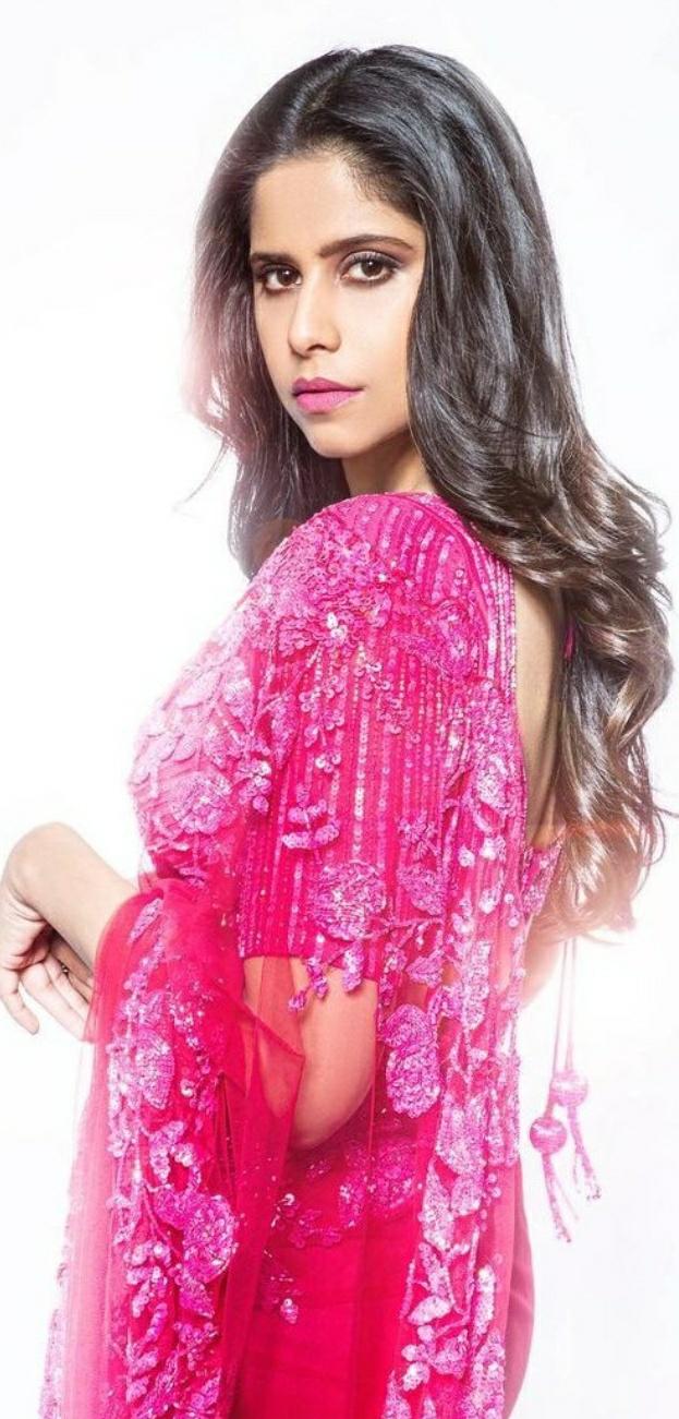 Saietamhankar Glam Up Sari Look In Label Premyabymanishii !