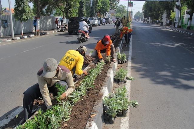 Pemkot Genjot Revitalisasi Taman