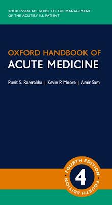 Oxford Handbook of Acute Medicine 4th Edition pdf free download