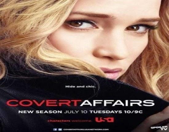 مسلسل Covert Affairs الموسم 5 الحلقة 2