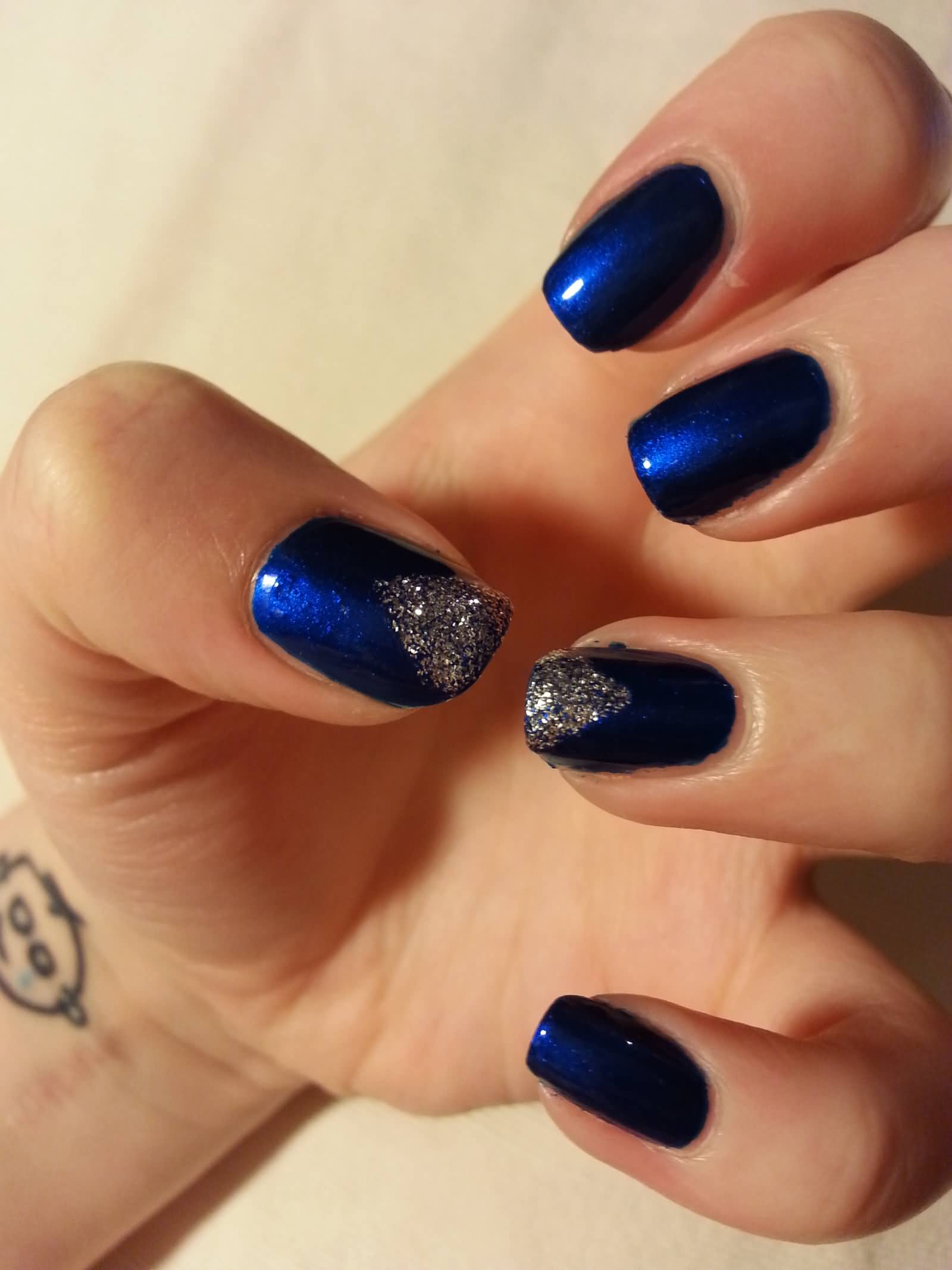 pretty blue nails art amp design ideas fashion qe