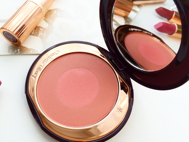 charlotte tilbury cheek to chic blush ecstasy swish and pop