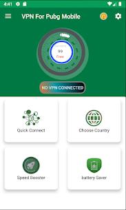 VPN For PUBG Mobile 2