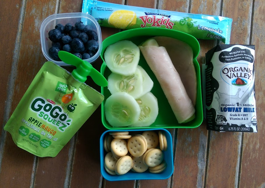 Preschool Lunchbox