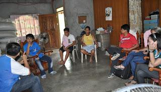 April 28: Butch Millan's Residence (San Isidro, Isabela)