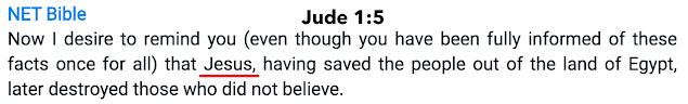 NET Bible Jude 1:5.