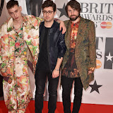 OIC - ENTSIMAGES.COM - Years & Years at the  The BRIT Awards 2016 (BRITs) in London 24th February 2016.  Raymond Weil's  Official Watch and  Timing Partner for the BRIT Awards. Photo Mobis Photos/OIC 0203 174 1069