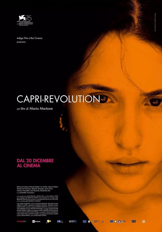 Capri Revolution, sarà al cinema dal 20 dicembre.