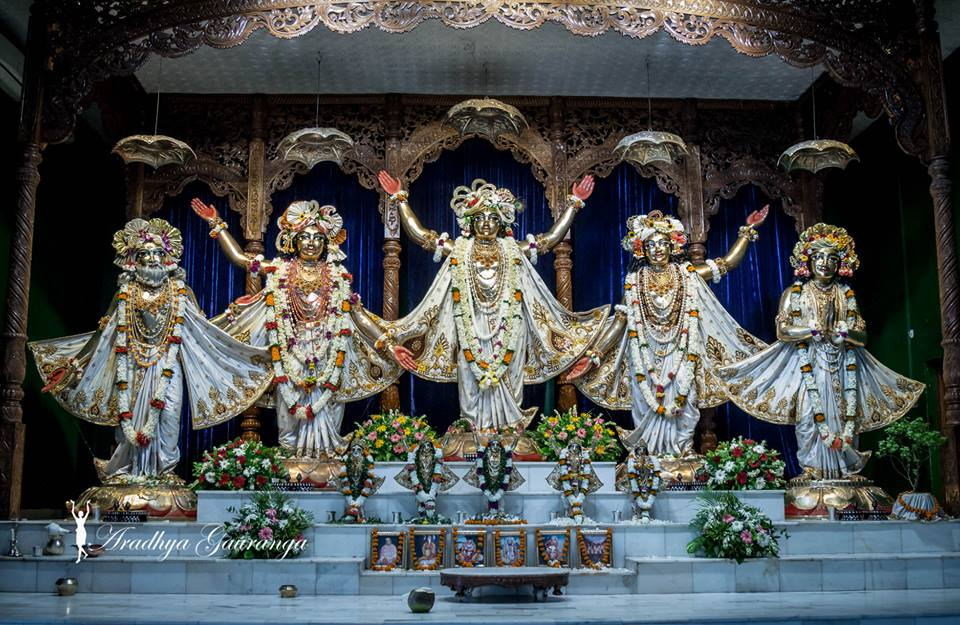 ISKCON Mayapur  Deity Darshan 22 July 2016 (36)