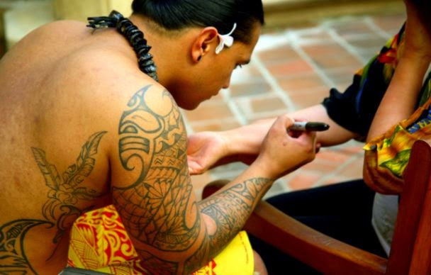 Hawaiian Tattoos – Body Art Celebrating the Hawaiian Culture