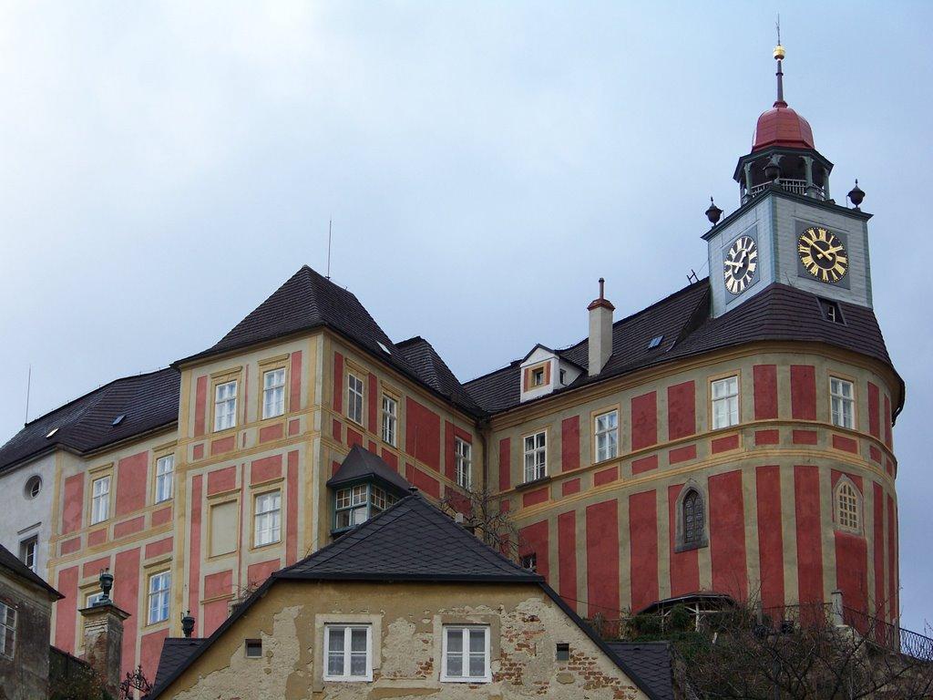 Zamek w Jaworniku oczami Macieja M.