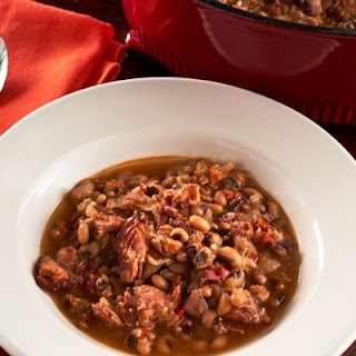 Slow Cooker Spicy Blackeye Peas