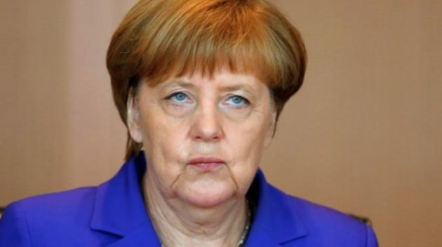 Unlike Obama, Chancellor Merkel names the enemy of Europe