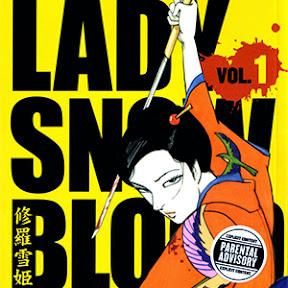 Manga Scan Lady Snowblood [eng]