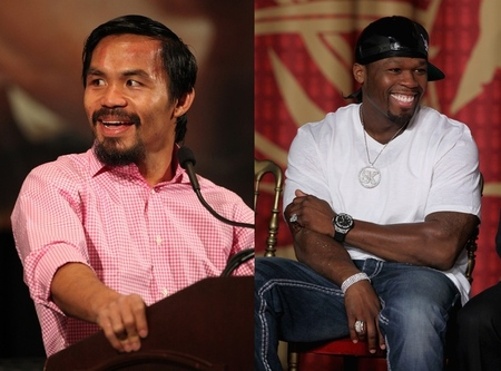 50 Cents on Pacquiao vs Marquez 4