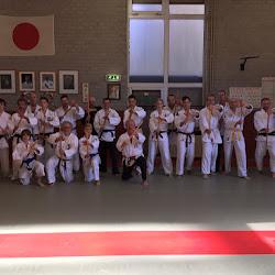 Stage Jiu-Jitsu, Tai-Jitsu HK-Ryu, Ninjutsu 31-10-2015