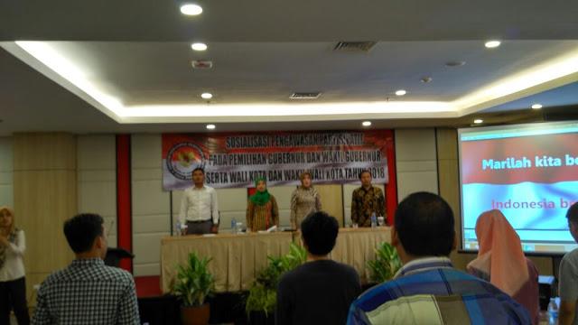 Pelatihan UMKM Dibuka Oleh Wawali Ahmad Syaikhu