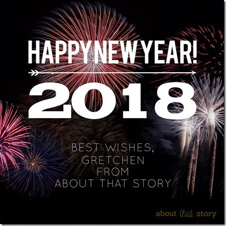Happy New Year from About That Story