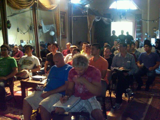 Casanova Crew Tim Rsd Seminar 2, Casanova Crew