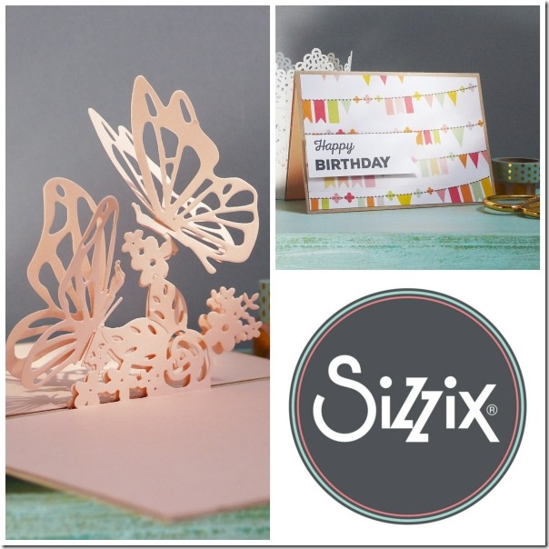 Usare Big Shot e Fustelle Sizzix per creare una card pop up  fai da te