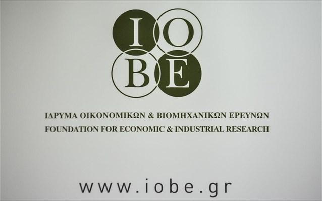 ΙΟΒΕ: Προβλέπει ανάπτυξη 4% για την Ελλάδα το 2022
