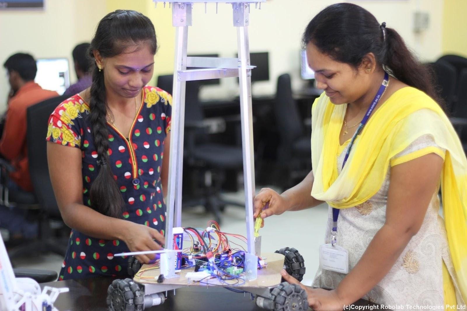 Marri Laxman Reddy Institute of Technology, Hyderabad Robolab (24).jpg