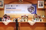 Cegah Bocornya Informasi Strategis Lingkup Pemda Soppeng, Dinas Kominfo Gelar Sosialisasi