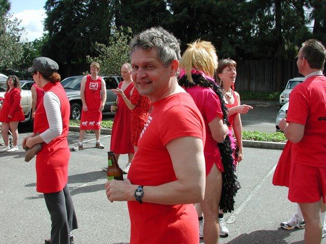 2007 - SVH3 Red Dress