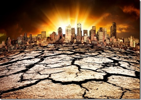 earth uninhabitable