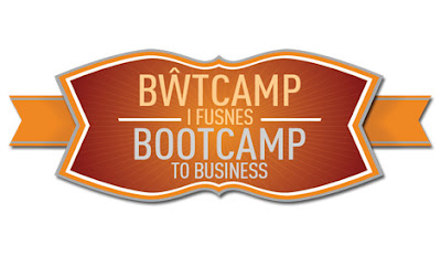 Young entrepreneurs at bootcamp