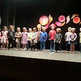 Školní akademie dětí z MŠ Bařiny