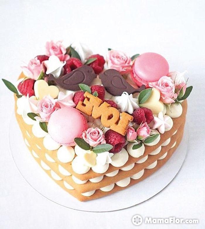 tortas con números 13