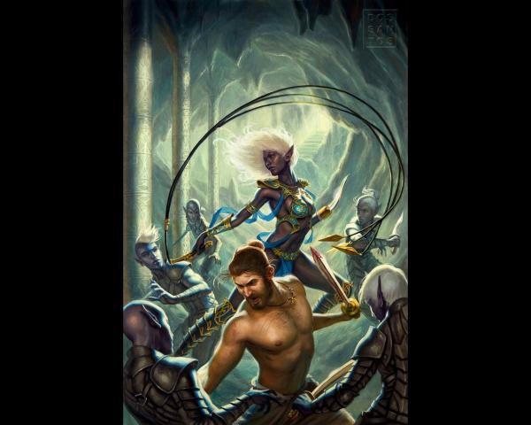 Magick Of Satanic Murderer, Magick Warriors 3