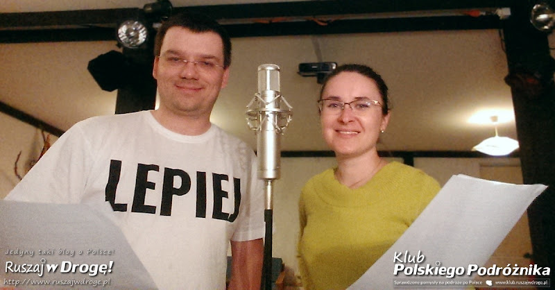 Audioprzewodniki po Polsce i polskich miastach