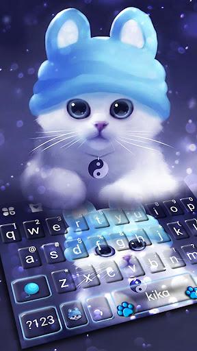 Kitty Hat Keyboard Theme ss1