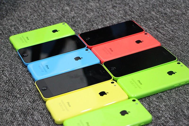 iPhone 5C Lock và nguồn gốc, chất lượng