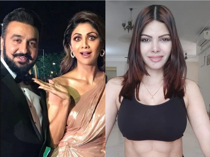 Actress Shilpa Shetty's husband accused of sex assault by top Bollywood star Sherlyn Chopra after his arrest for producing illegal porn films