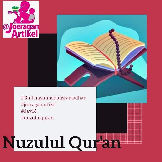 Makna Nuzulul Qur'an