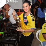FifaWorldcup2014ColombiaVsJapon24JuneCafeCapriCasCasuela