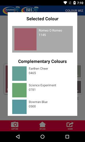 android ColourWiz Screenshot 1
