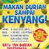 1 tan makan durian sampai kenyang