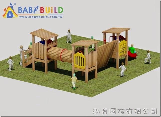 BabyBuild 木頭遊具設計規劃