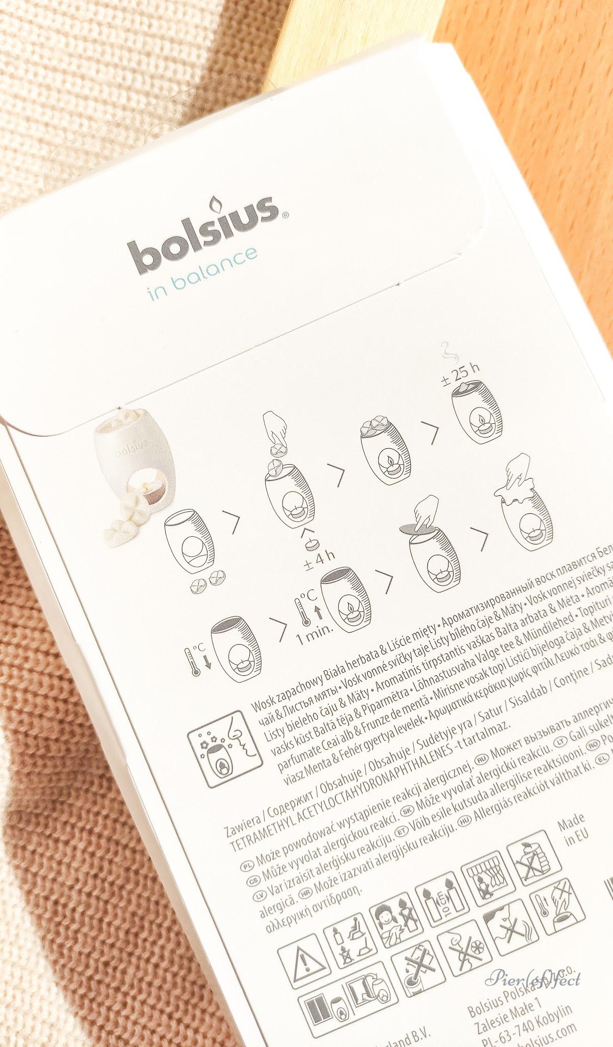 bolsius wax melts