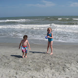 On the Beach in Myrtle - 040710 - 08