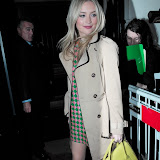WWW.ENTSIMAGES.COM -  Laura Whitmore    arriving at BAFTA's SilverLinings Playbook Dinner at Little House Queen Street  London February 8th 2013                                                        Photo Mobis Photos/OIC 0203 174 1069
