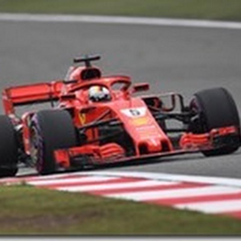 GP di Cina: Vettel soffia la pole a Raikkonen