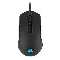 Corsair M55 RGB Pro Wired Ambidextrous Multi-Grip Gaming Mouse