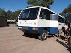 Unser 4WD Tour Bus