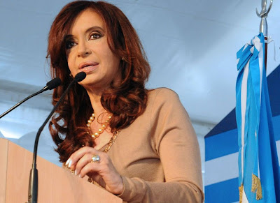 Argentine president to take leave following cancer surgery